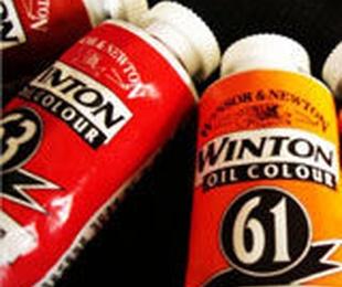 Óleos Winton W&N