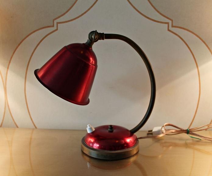 Pequeña lámpara años 30: Artículos  de Ruzafa Vintage