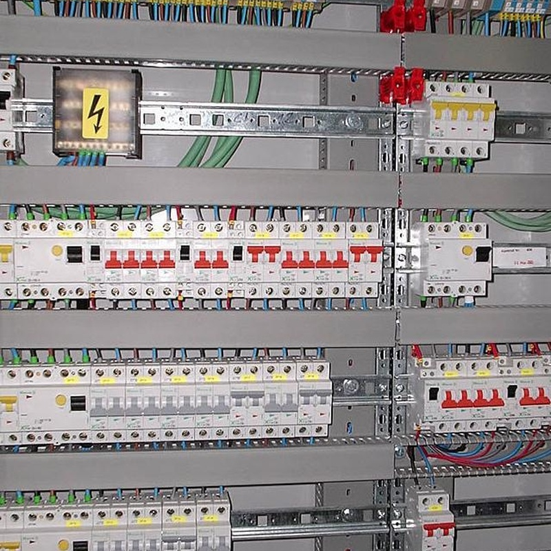 Cuadros eléctricos: Catálogo de Froilán Grupos Electrógenos