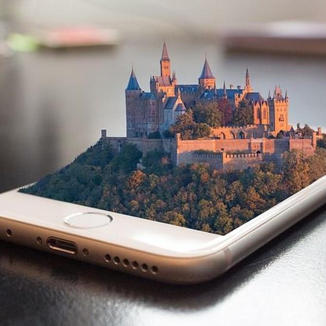 Proyector de Hologramas 3D con metacrilato