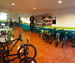 Tienda de bicicletas en San Isidro (Tenerife sur)