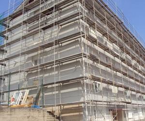 Edificación industrial Cantabria