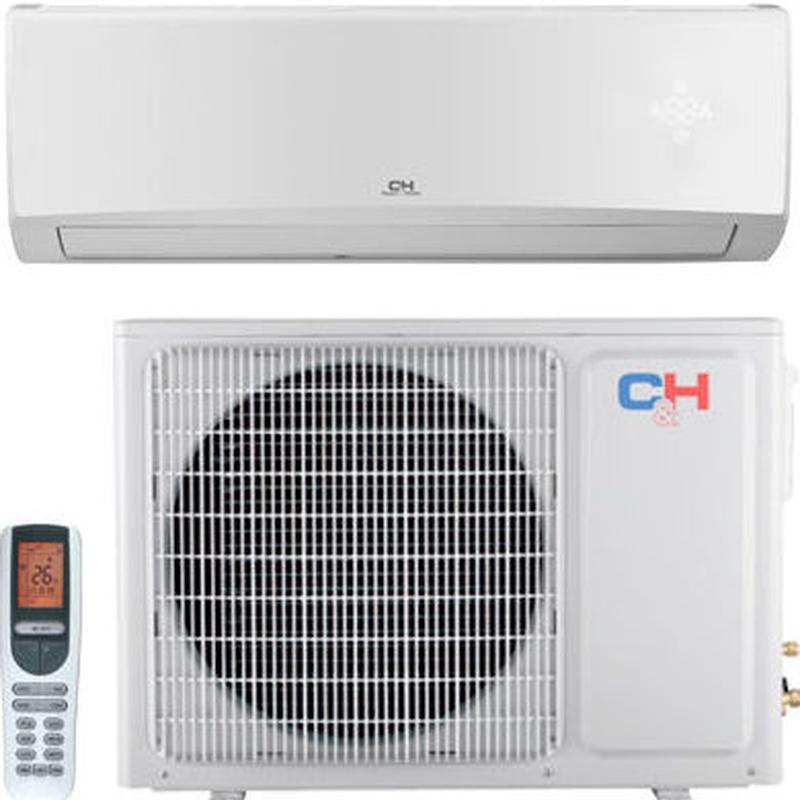Cooper&Hunter CH S09FTXE: Productos de Cold & Heat Soluciones Energéticas