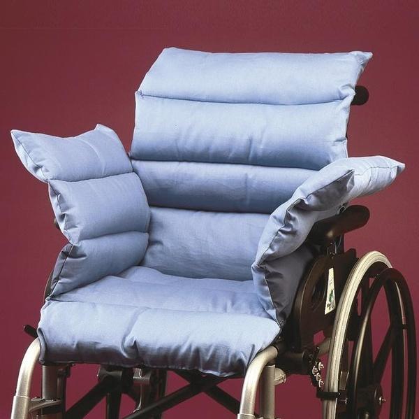 Acolchado completo para silla de ruedas