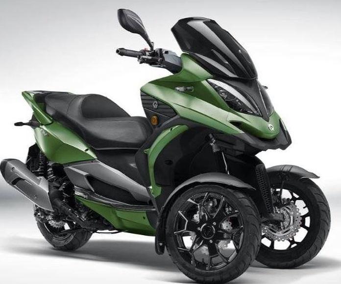 Scooter QV3 3 ruedas en Alcobendas