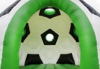 castillo hinchable pelota, fútbol