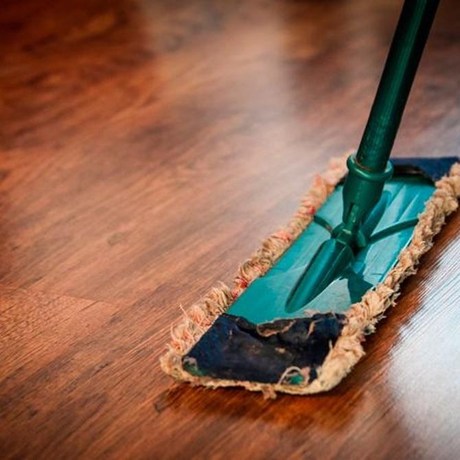 Cómo limpiar y conservar los suelos de parquet