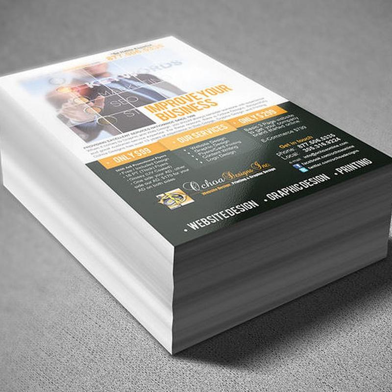 Impresión digital: CATÁLOGOS & SERVICIOS de CALCAO PRINT