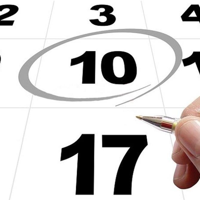 Diez días que desaparecieron del calendario