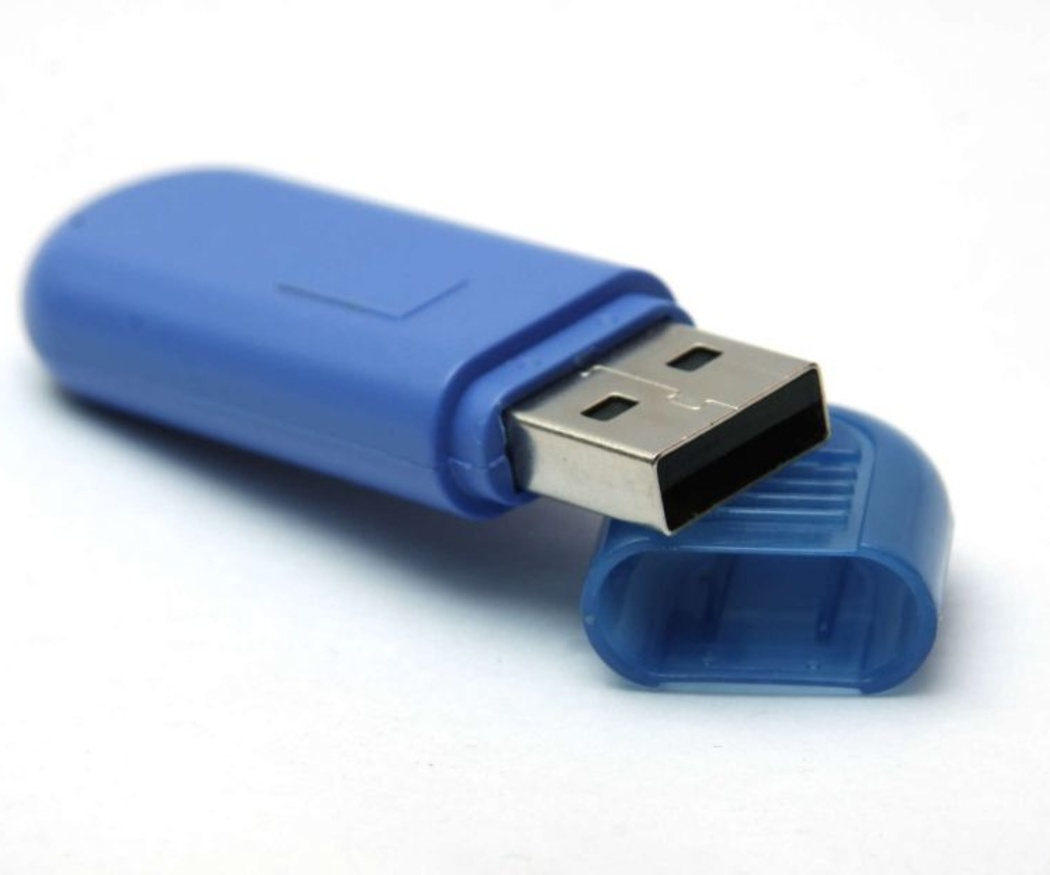 El USB para sistemas de seguridad