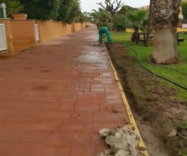 INSTALACIÓN DE RIEGO