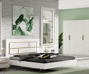 Dormitorio de matrimonio Kronos.3