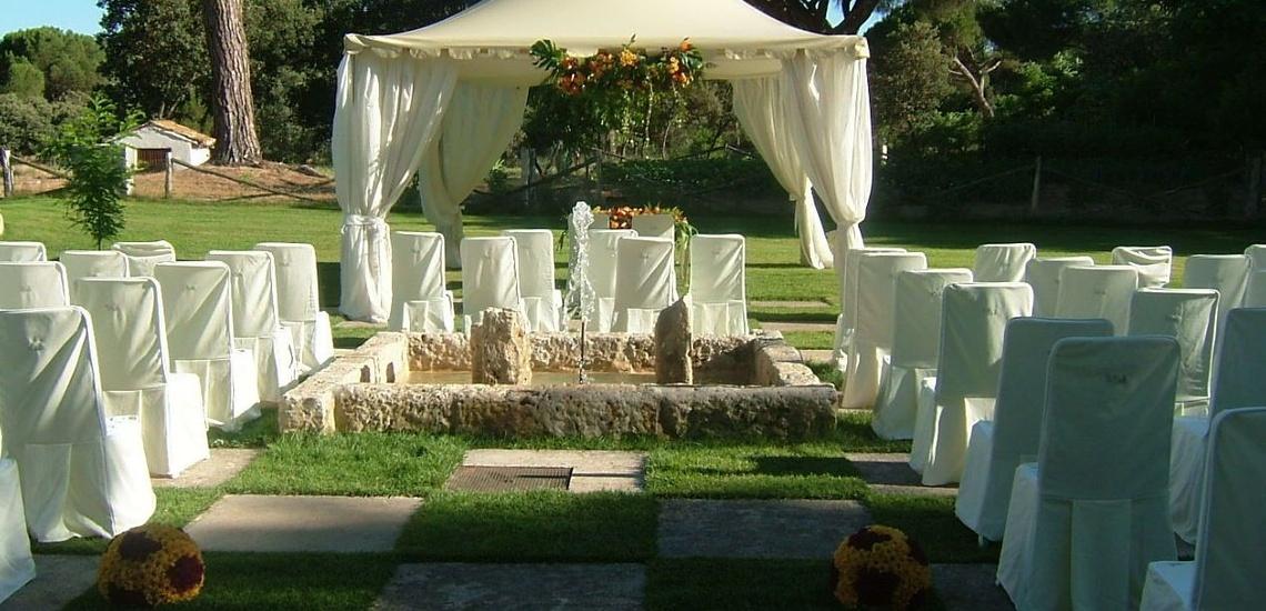 Pagodas, carpas y toldos para eventos y bodas en Valladolid