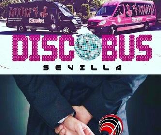 Discobus Fiestas infantiles : Discobus Ideas y promociones  de Discobus Sevilla
