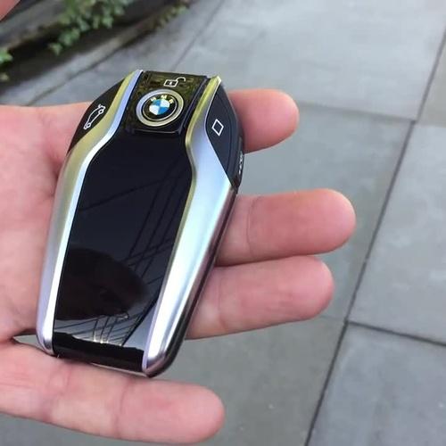 Análisis de las nuevas llaves de BMW