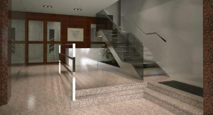 Vestíbulos y escaleras: Servicios de Fachadas Vallés