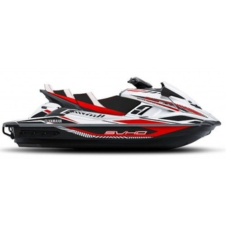 Aquatic bikes