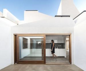 Proyectos viviendas unifamiliares Badalona, Barcelona