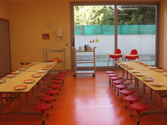 Comedor: Servicios que ofrecemos de Mascero Escuela Infantil