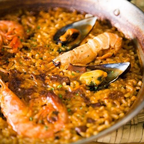 Paellas y platos por encargo en Burjassot