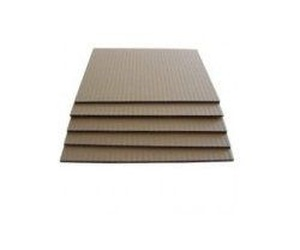 Planchas de cartón: Embalajes Esteban