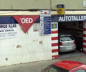 Galería de Talleres de automóviles en Palma de Mallorca   Auto-Taller Toed Servei Multimarca