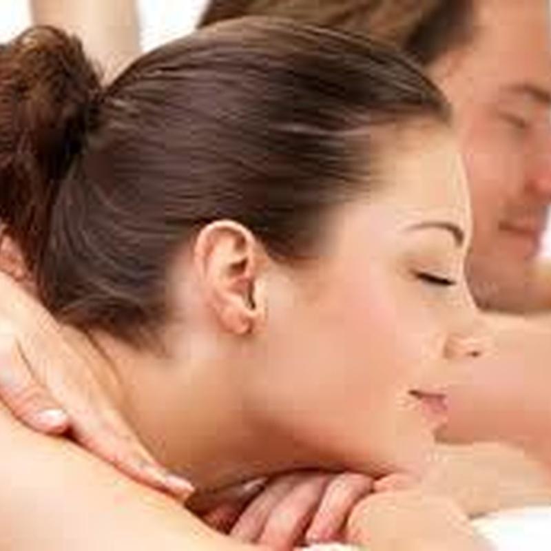 Masaje corporal : TRATAMIENTOS de Bellesa i Benestar María