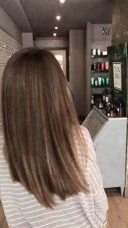 Que puedo esperar de la taninoplastia? Sonia Atanes peluqueria Plaza de Castilla.