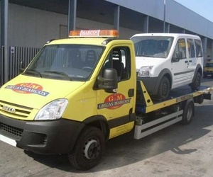 Grúas para vehículos en Cádiz