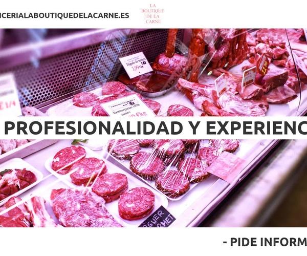 Carnicería charcutería en Madrid | La Boutique de la Carne