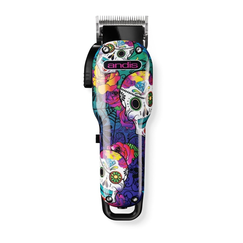 ANDIS CORDLESS USPRO LI SKULL COLLECTION: Productos  de Mathiss