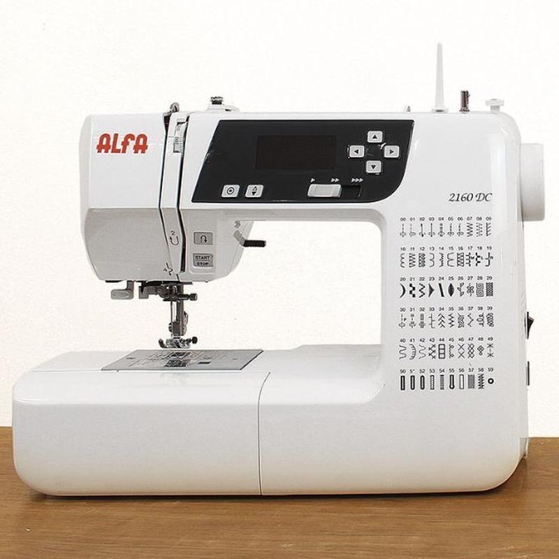 Alfa 2160: Productos de Maquinas de Coser - Servicio técnico y repuestos