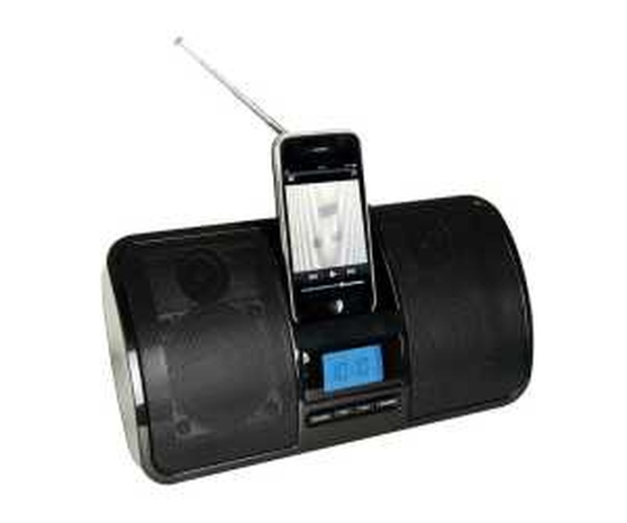 Altavoces dock para iphone: Catálogo de Probas
