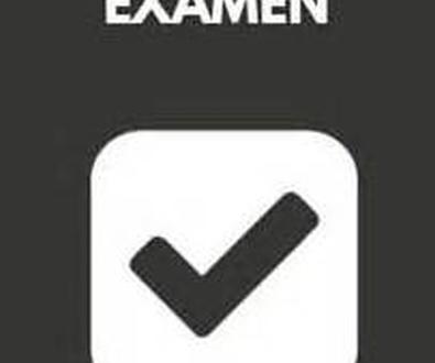 Consulta notas examen