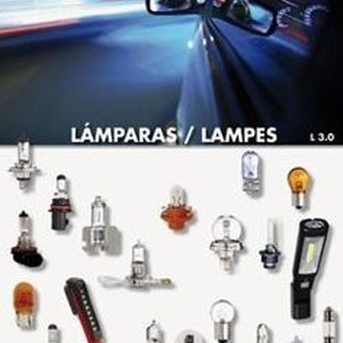 Lámparas automóvil 12V-24V
