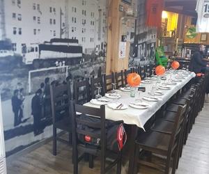 Cocina tradicional y salón para eventos | RESTAURANTE NUEVO MUNDIAL 82