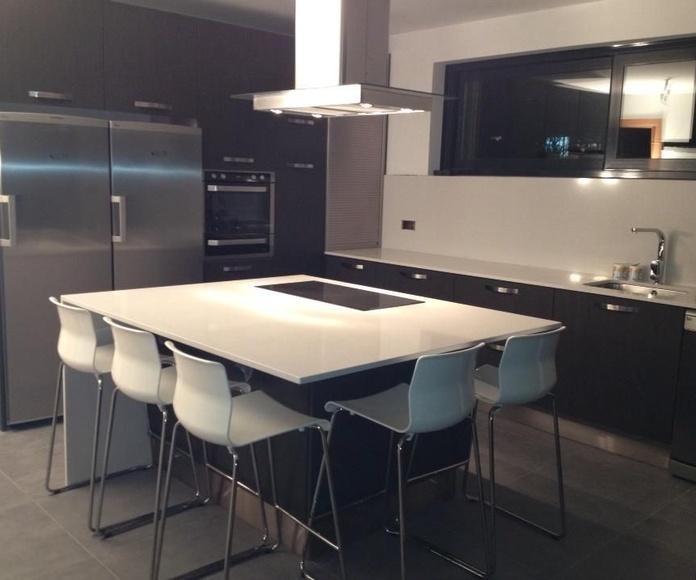 Muebles de cocina: Productos y servicios de Fustería Ebanistería Solé Salas