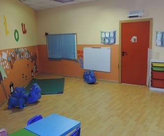 Huerto propio: Servicios de Los Pequeñitos Escuela Infantil