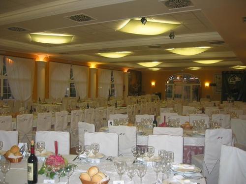 Mesas decoradas para bodas