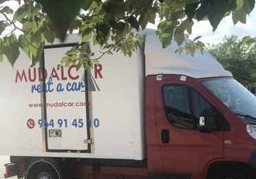 Alquiler de furgones