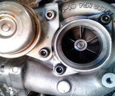 Reparación del turbo del coche en Almería
