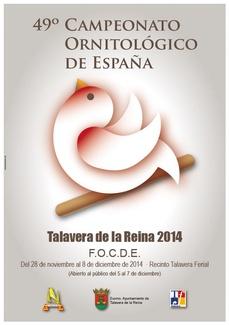 49º Campeonato Ornitológico de España