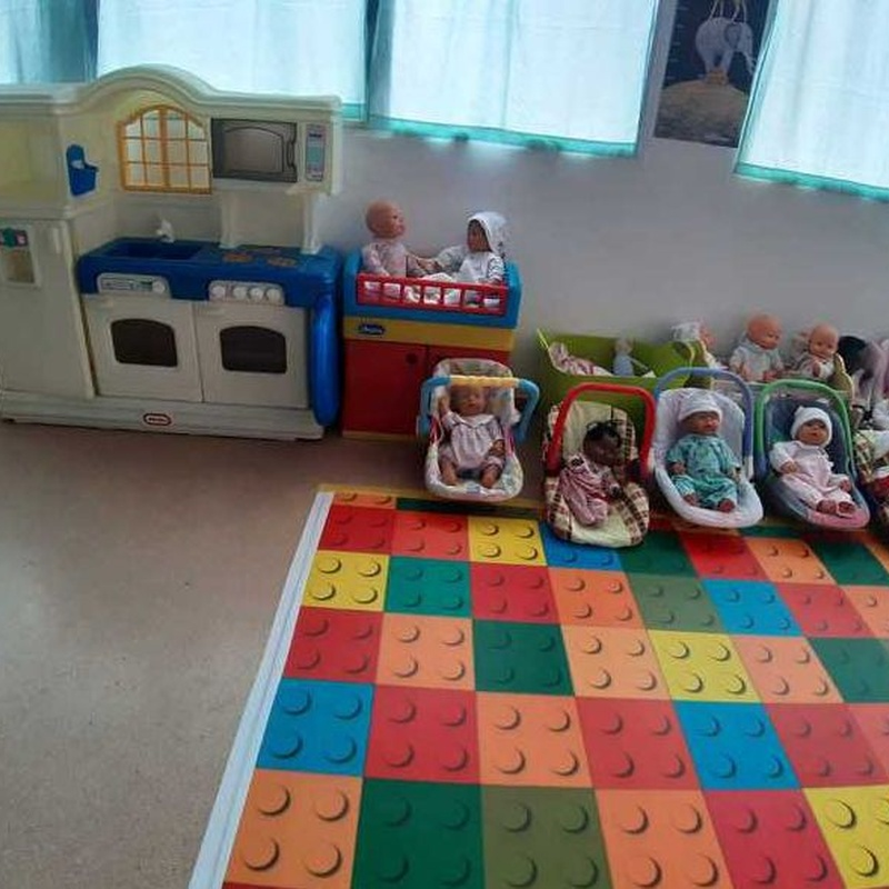 """La Clase de los """"Lobos"""" - de 2 a 3 años: Servicios de Llar d'Infants Patufet"""