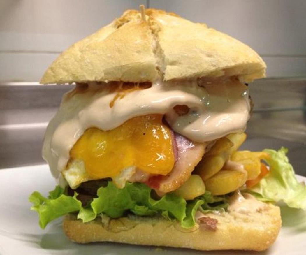 Disfruta de nuestras hamburguesas: sanas y caseras