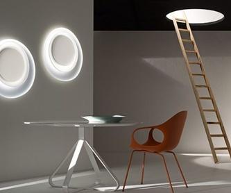 Iluminación de diseño: Productos y servicios de Electricidad Felip Manteca
