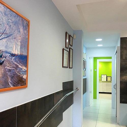Centre d'odontologia en Esparreguera