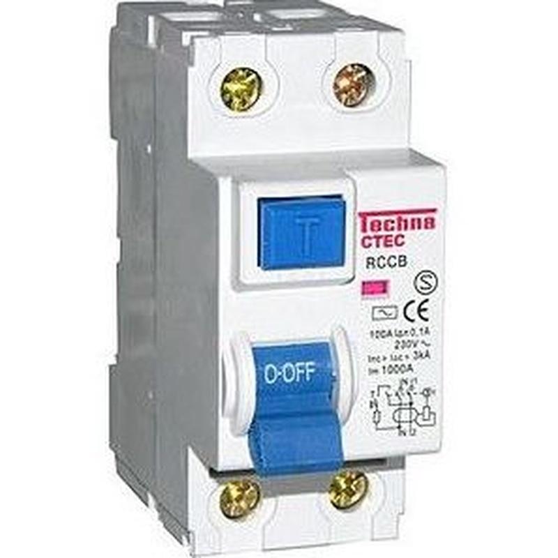 Instalacion de Interruptor General Automático: Electricista Cordoba de Electricidad Antonio Mesa