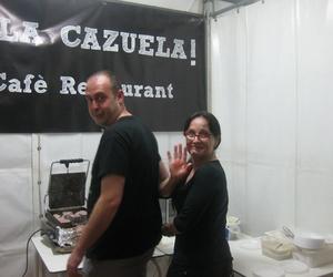 ¡¡¡A la Cazuela en Fira Tapa 2015!!!