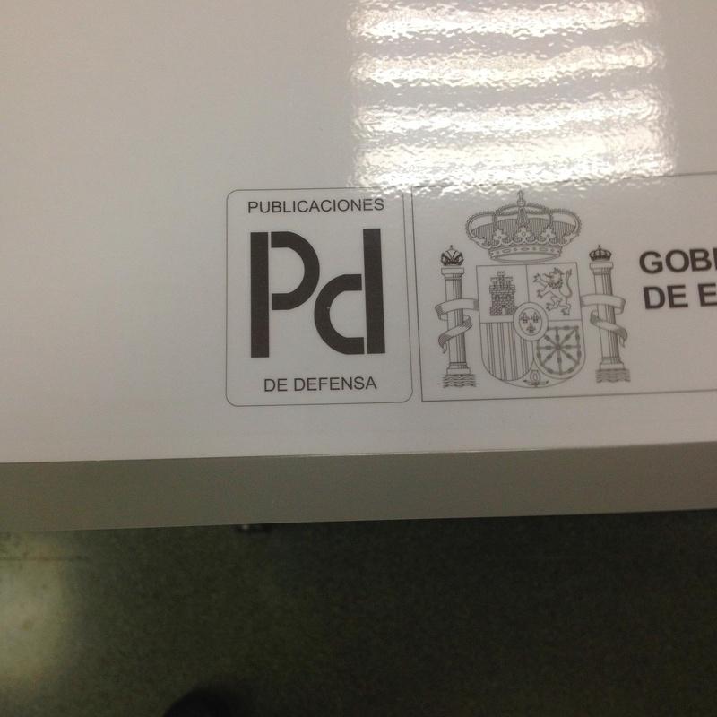 Encapsulados y Plastificados: Catálogo de Copy 5, S.A.