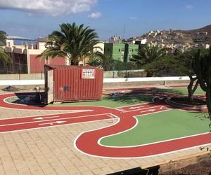 Pintura de exterior en Las Palmas